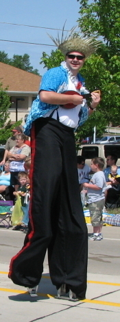 Miller on Stilts